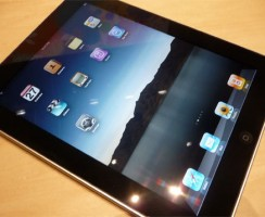 How to Turn on off and reset iPad