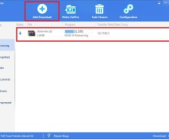 EagleGet – Must Have Free Download Manager For Windows USers