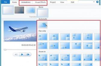 Create & Share Photo Slideshow or Video With Windows Movie Maker