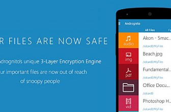 Hide & Lock All Kind Of Files on Android With Andrognito
