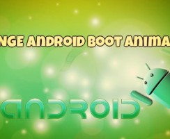 Change Boot Animation on HTC One, Nexus 5, Galaxy S5 or Any Android