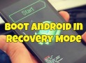 3 Ways to Boot Android In Recovery Mode