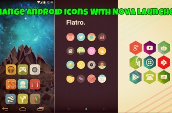 How to Change the Android Default Icons With Nova Launcher