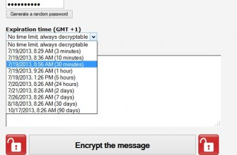 Send Encrypted Emails From Yahoo, Outlook, Gmail Account with SafeMess