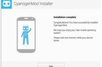 Guide to Install CyanogenMod ROM using the Mac Installer