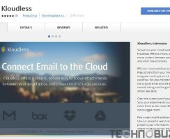 Download Gmail Attachment to Google Drive Dropbox & Box With Kloudless