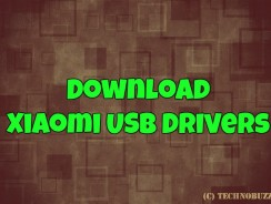 Download Xiaomi USB Drivers For MI Max, Redmi Note 3 and Other Phones