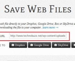 Upload Web Files Directly to Your Cloud Storage Account