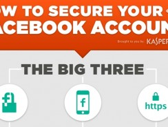 Tips to Secure Facebook Profile & Tighten Up Your Account Security [Infographic]