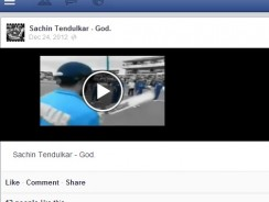 Tweak To Download Facebook Videos Without Using Any Apps