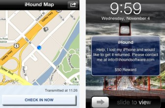 Recover Lost/Stolen iPhone, iPad with iHound