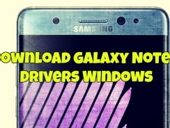 Download Galaxy Note 7 Drivers Windows