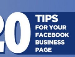 20 Tips to Get More Likes on Your Facebook Page [Infographic]