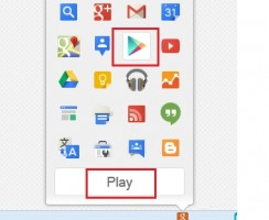 Access All Your Google Apps From Firefox Addon Bar