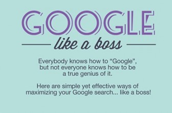 Quick Tips to Search Google Like a Boss [Infographic]