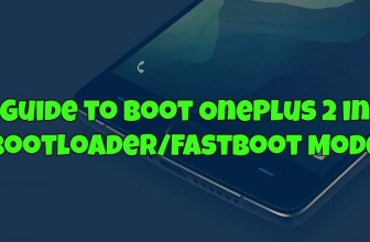Guide to Boot OnePlus 2 in Bootloader/Fastboot Mode