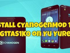 Install CyanogenMod 12S YNG1TAS1K0 on Yu Yureka to Gets Bug Fix Update