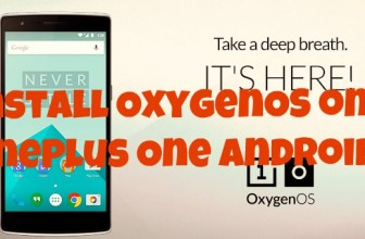 Guide to Install OxygenOS on OnePlus One Android