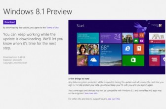 Guide To Download and Install Windows 8.1 Preview
