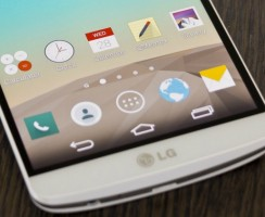 How to Customize Navigation Buttons on LG G3 Smartphone