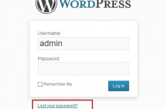 Quick Guide to Recover Lost WordPress Password