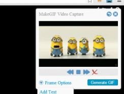 Turn Vimeo & YouTube Videos in Animated Gifs with MakeGIF Video Capture