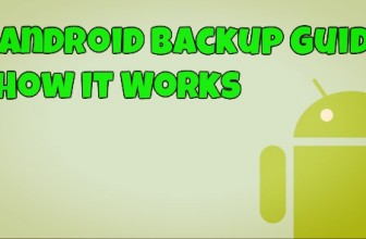 Nandroid Backup Guide – How it Works With Recovery and via Android App