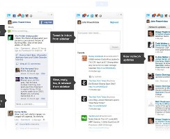 Comment on Facebook & Twitter From Email with PowerInbox