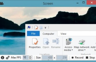 Record Windows Desktop Screen as Animated Gif With This Free App