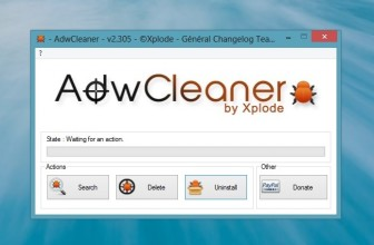 Remove Unwanted Toolbar and Malware with AdwCleaner App