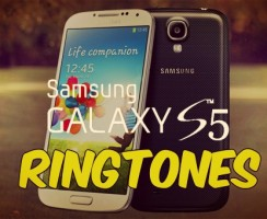 Samsung Galaxy S5 Ringtones – Download on Your Android Devcie