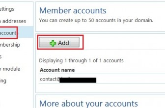 How to Setup Your Domain Email Address With Windows Live (Outlook.com)