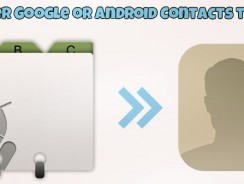 Transfer Google or Android Contacts to iPhone Wirelessly or Without iTunes