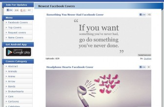 5 Popular Sites For Facebook Timeline Covers