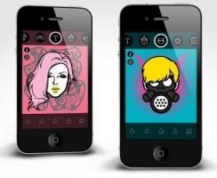 Turn Your Face into Cartoon With iMediaFace iPhone / iPad App