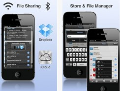 Use Your iPhone, iPad as a Wireless Flash Drive