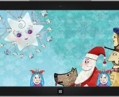 5 New Windows 8 Christmas & Holidays Themes
