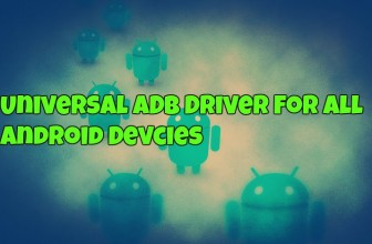 Install TechKnow Universal ADB Driver For All Android Devices