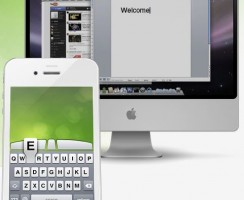How to Use iPhone, iPod Touch, iPad as Wireless Mouse
