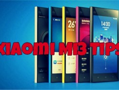 8 Xiaomi Mi3 Tips Which You Need to Learn