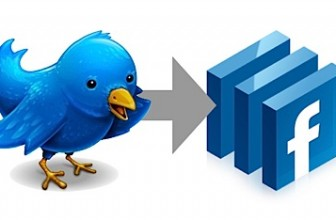 How to Post Tweets to Facebook
