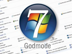 How to Unlock GodMode on Windows 7, 8