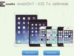 Evasi0n7 Tool to Jailbreak iOS 7 -7.0.4 On, iPad, iPhone 5s, 5c, 5, 4s, 4