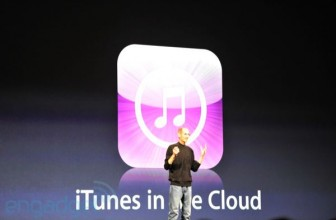 Apple introduces iTunes 10.3 in the cloud
