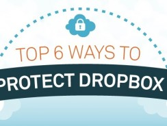 6 Simple Tips to Secure Your Dropbox Account [Infographic]