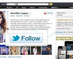Twitter Launches New Follow Button