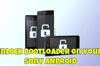 Unlock Bootloader of Xperia Devices with Sony Official Tool