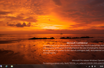 Windows 8 Milestone 2 build 7955 leaked