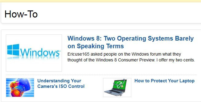 PCWorld How To