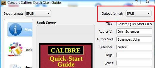 turn pdf into book format